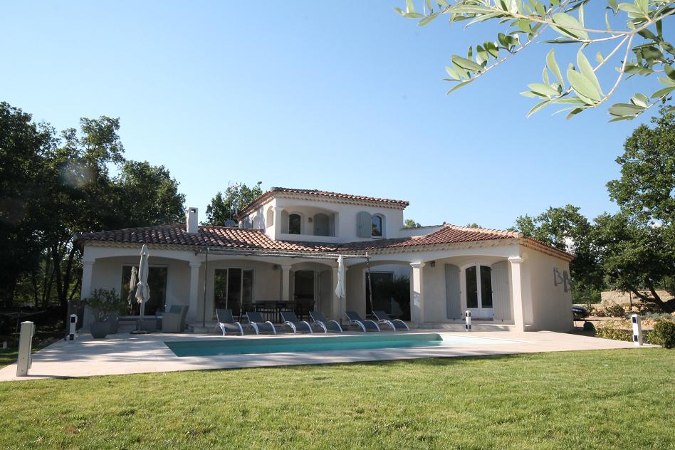 Fayence Holiday Rental, villa, 8 people, AL187 - Photo