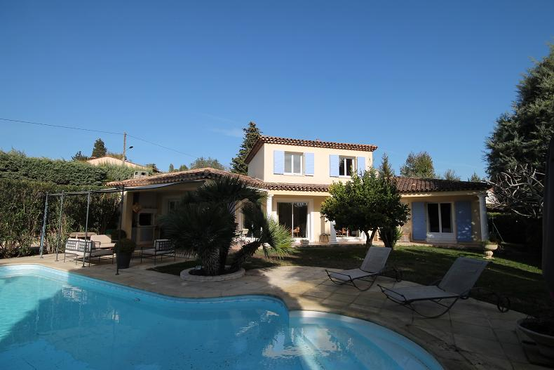 Mougins Holiday Rental, villa, 8 people, AL067 - Photo