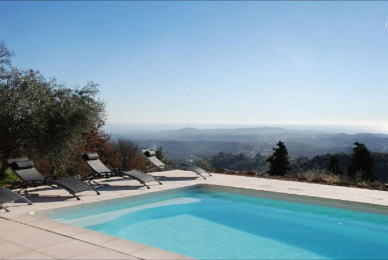 Grasse Holiday Rental, villa, 8 people, AL434 - Miniature 11