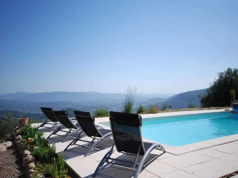 Grasse Holiday Rental, villa, 8 people, AL434 - Miniature 10