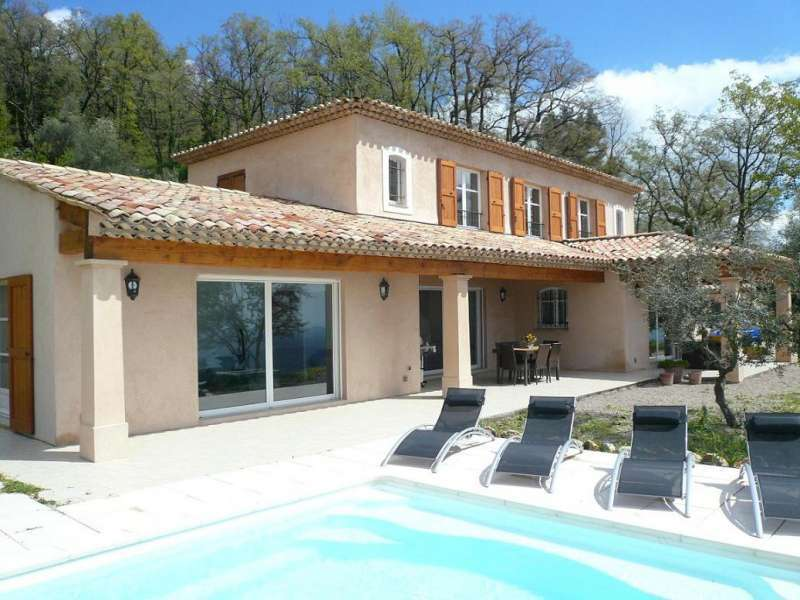 Grasse Holiday Rental, villa, 8 people, AL434 - Miniature 0